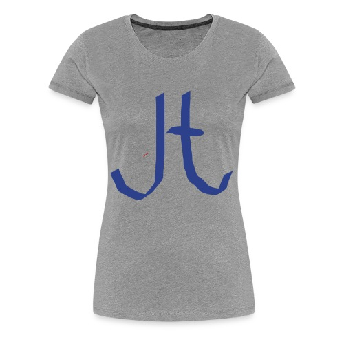 JT merch two youtubers conbined merch - Women's Premium T-Shirt