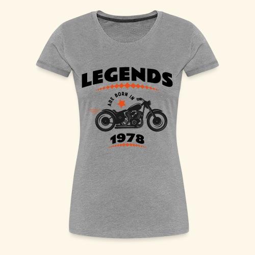 1978 - Women's Premium T-Shirt