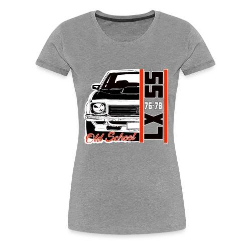 LX SS - Women's Premium T-Shirt