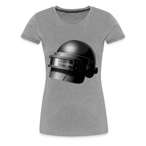 LEVEL 3 HELMET - Women's Premium T-Shirt