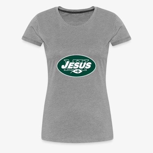 MY Jesus (NYJ) - Women's Premium T-Shirt