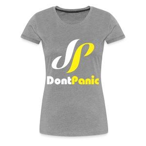 Dont Panic - Women's Premium T-Shirt