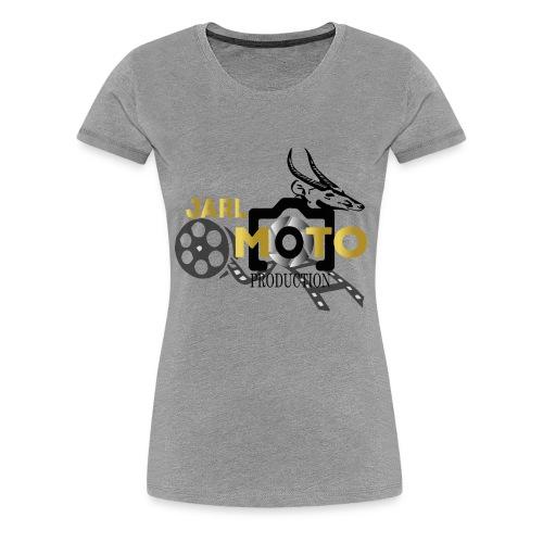 jarl moto logo 2 - Women's Premium T-Shirt