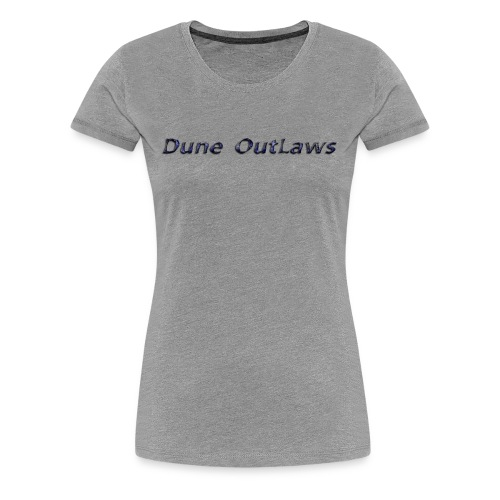Dune Outlaws Gear - Women's Premium T-Shirt