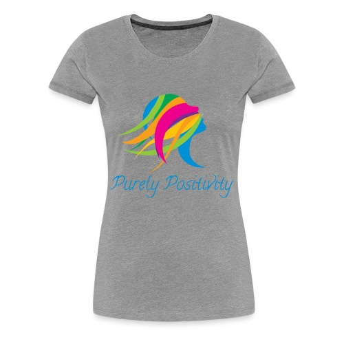 Purely Positivity - Women's Premium T-Shirt