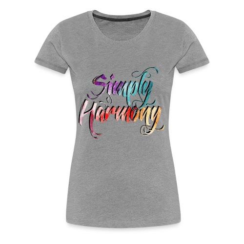 Simply Harmony - Women's Premium T-Shirt