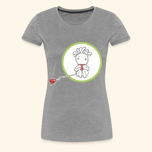 Cartoon - Women's Premium T-Shirt