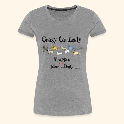 Trapped! - Women's Premium T-Shirt