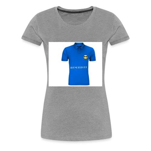 Thunder design - Women's Premium T-Shirt