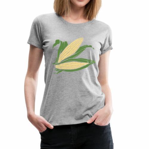 corn - Women's Premium T-Shirt