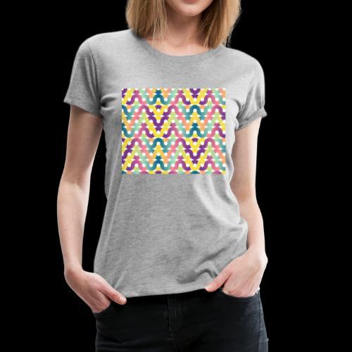 Ziggy Curvgy - Women's Premium T-Shirt