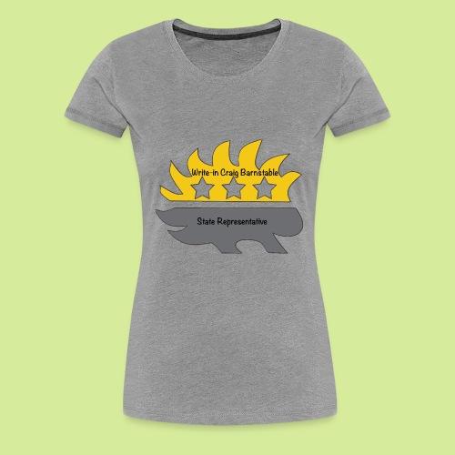State Rep campaign - Women's Premium T-Shirt