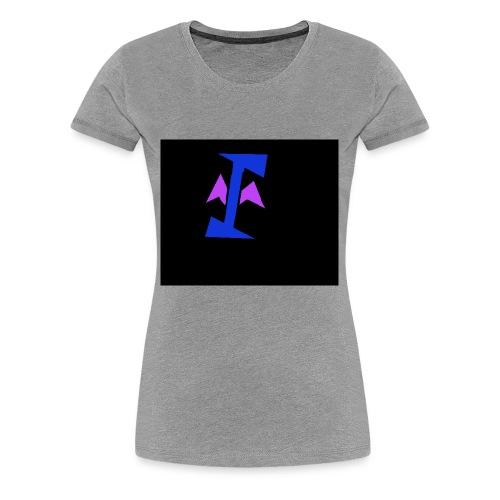 Yourmom logo - Women's Premium T-Shirt