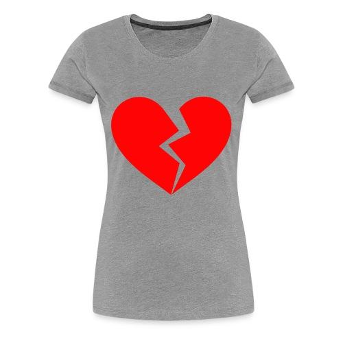 Heart Broken - Women's Premium T-Shirt