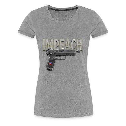 IMPEACH 45 - Women's Premium T-Shirt