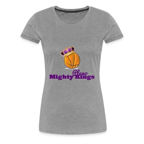 Mighty Kings - Women's Premium T-Shirt