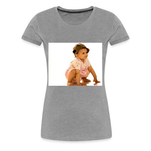 cute baby - Women's Premium T-Shirt