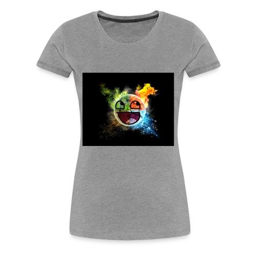 Smiley seasons - Women's Premium T-Shirt