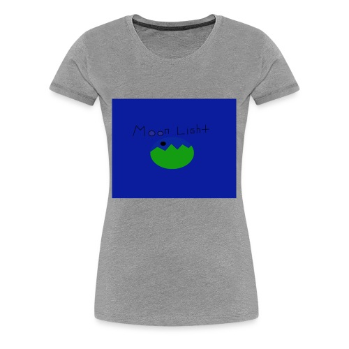 moonlight - Women's Premium T-Shirt