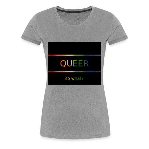 Queer Pride - Women's Premium T-Shirt