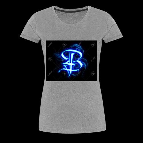 BRANDYNGAMERTV LOGO - Women's Premium T-Shirt