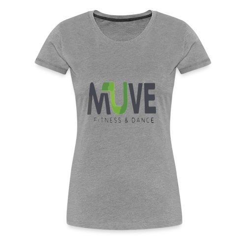 MUve Dance Fitness - Women's Premium T-Shirt