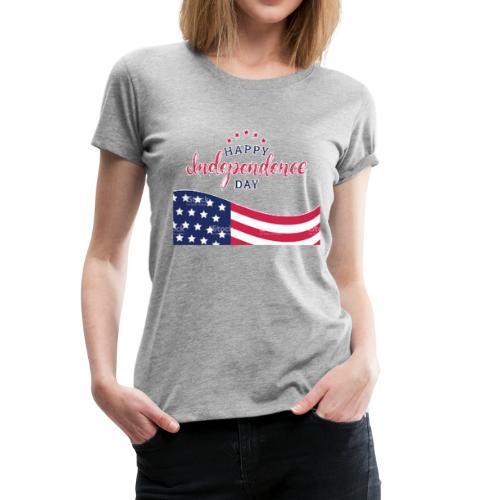 independence day usa - Women's Premium T-Shirt