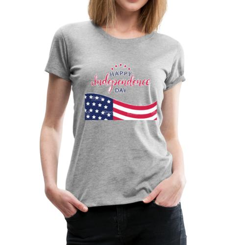 independence day usa - Women's Premium T-Shirt