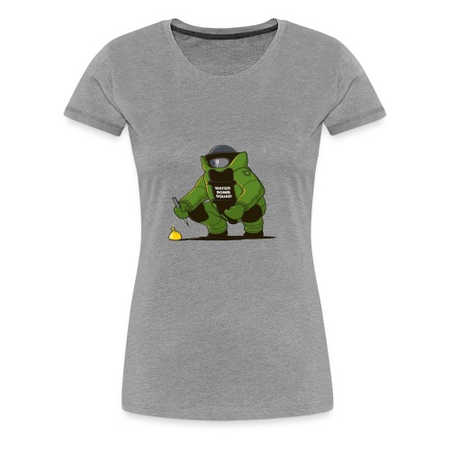 Water bomb squad - Women's Premium T-Shirt