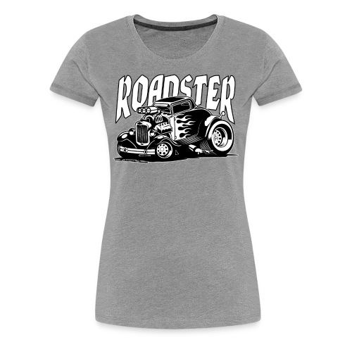 Roadster - Women's Premium T-Shirt
