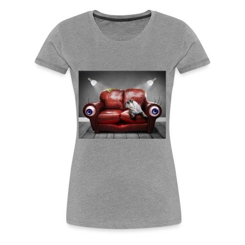 sofá - Women's Premium T-Shirt