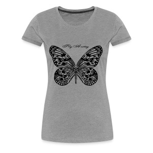 Fly Away B - Women's Premium T-Shirt