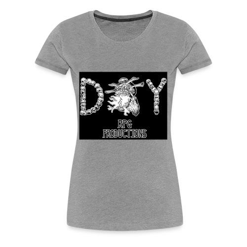 DIY RPG Productions Demon Metal - Women's Premium T-Shirt