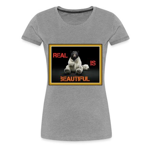 De-bear yourself - Women's Premium T-Shirt