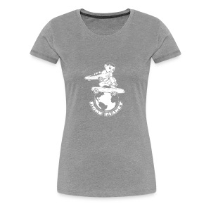 Donk Planet - Women's Premium T-Shirt
