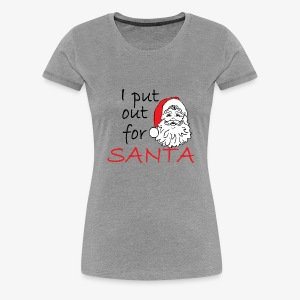 santa - Women's Premium T-Shirt