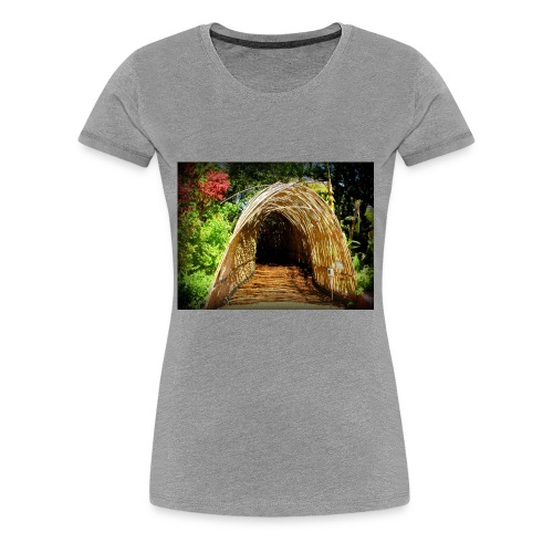 Longue Vue House and Gardens - Women's Premium T-Shirt