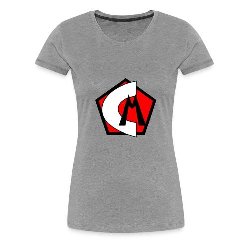 Captain Marvelous Logo - Women's Premium T-Shirt