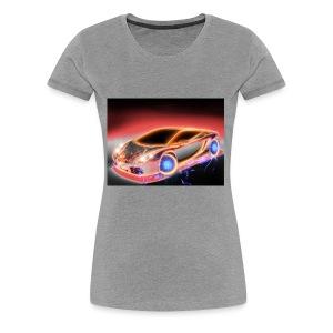 cars - Women's Premium T-Shirt