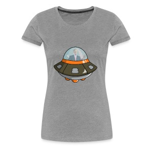 UFOTRUMP - Women's Premium T-Shirt