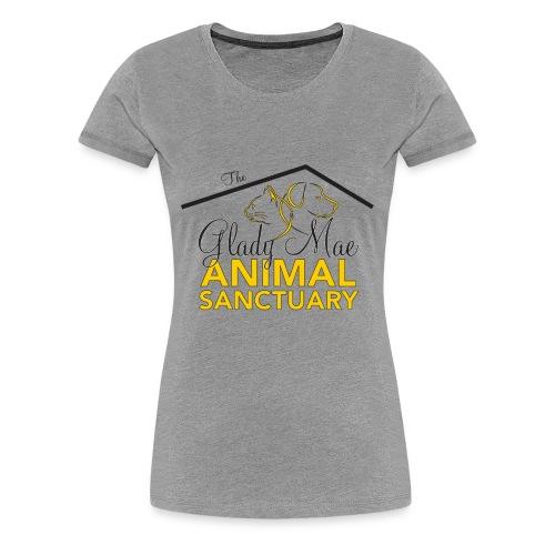 Glady Mae Sanctuary - Women's Premium T-Shirt