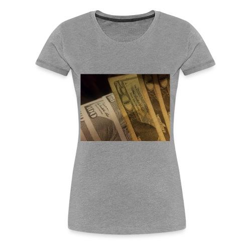 Money is Elixir - Women's Premium T-Shirt