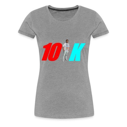 Retro10k's Brand named clothing - Women's Premium T-Shirt