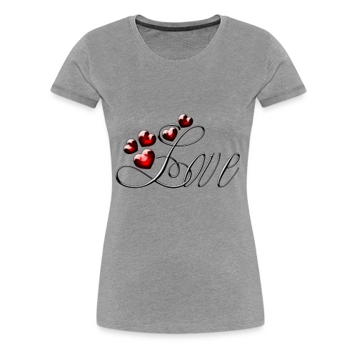 Love your kids - Women's Premium T-Shirt