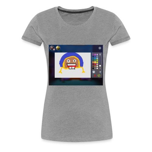 1D97B755 750F 4454 8B32 BCE7DABBE578 - Women's Premium T-Shirt