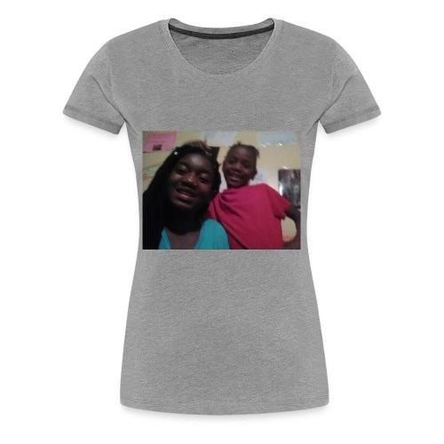 MariWatts Street K - Women's Premium T-Shirt