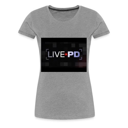 LivePD - Women's Premium T-Shirt