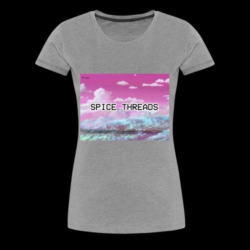 spice threads - Women's Premium T-Shirt