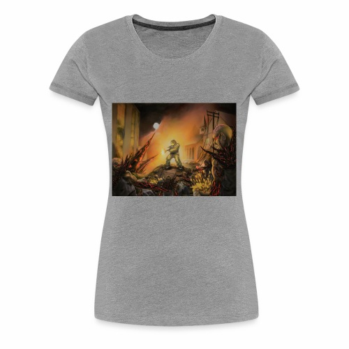 The Lord - Rainbow Six Siege - Women's Premium T-Shirt