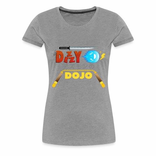 Dezzy D's Dojo - Women's Premium T-Shirt